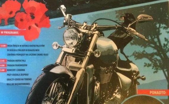 Festyn Motocyklowy Białośliwie