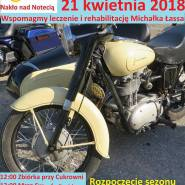 2018-04-21 NAKŁO  ROZPOCZĘCIE SEZONU