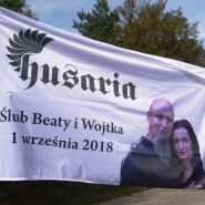 2018-09-01 HUSARIA-PARADA BEATY I WOJTKA