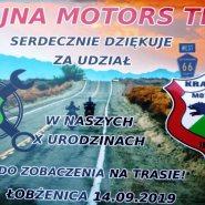 2019-09-14    X lecie KRAJNA MOTORS